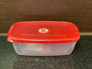 Max House Wares 微波炉用塑胶食物盒(中,大) Microwave Safe Plastic Containers 2 Size