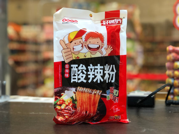 好哥们 酸辣粉 HGM Hot & Sour Noodles 260g