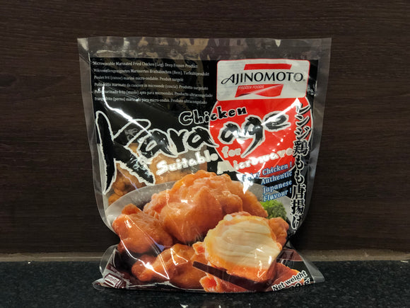 Ajinomoto 日式唐扬炸鸡 Ajinomoto Japanese Fried Chicken Torimomo Karaage 500g