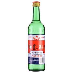 紅星 二鍋頭酒 Red Star Er Guo Tou 500ml