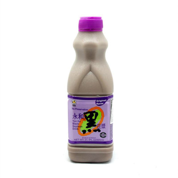 永和 黑豆漿  Yon Ho Black Soybean Drink 920ml