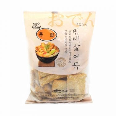 Hanmaru 韩式鱼糕 Hanmaru Assorted Shape Frozen Korean Fish Cake 360g