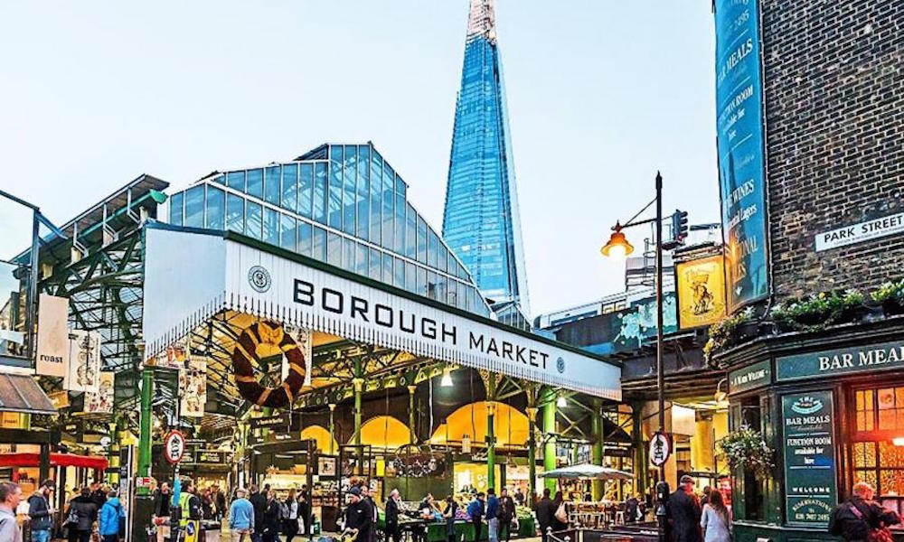 Interesting Facts About London's Borough Market