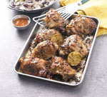 Jerk Chicken with Rice & Peas