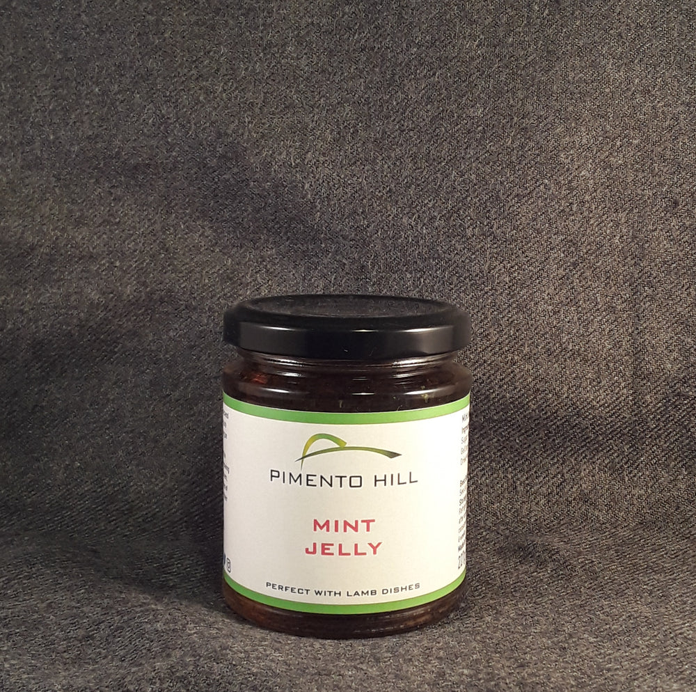 Mint Jelly 227g