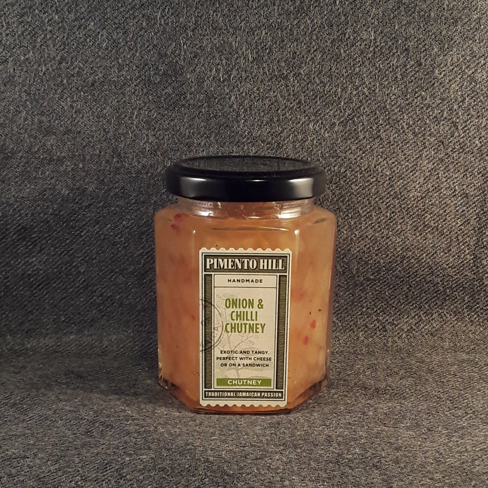 Load image into Gallery viewer, Onion & Chilli Chutney 195g