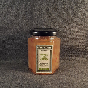 Onion & Chilli Chutney 195g