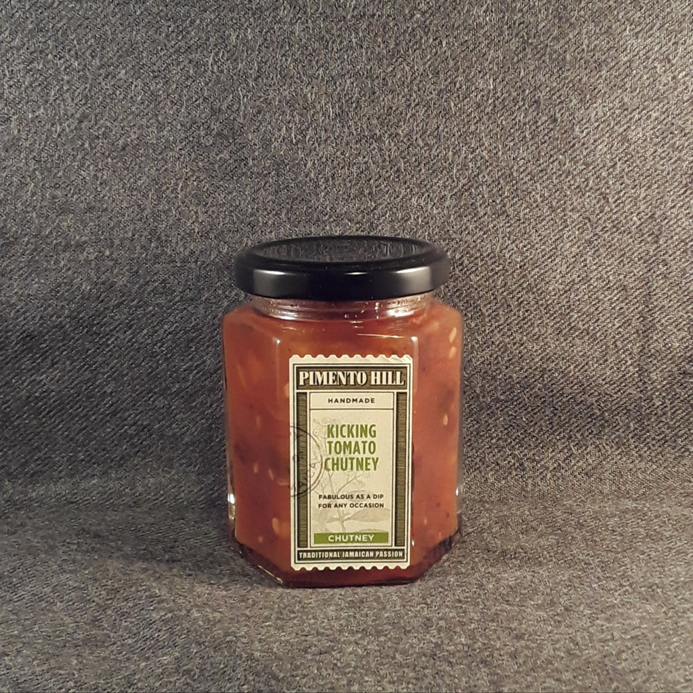Load image into Gallery viewer, Kicking Tomato Chutney 225g