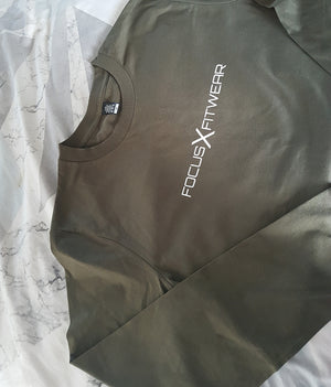 FOCUSX mens long sleeve