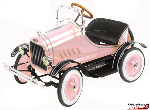 Ford Model T ~ Pink | Pedal Car