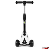 Tri Scooter LED Wheel ~ White | Scooters