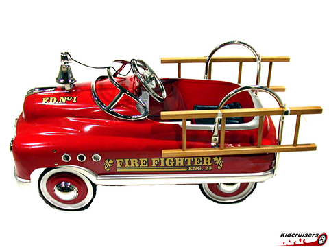 Comet Fire Fighter 1950 | Pedal Car