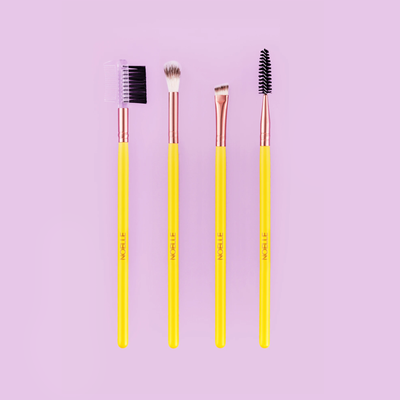 Make up brush set for brows 4/1