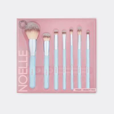 Make-up Pinsel Set 7/1 blau