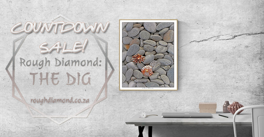 Countdown Sale at roughdiamond.co.za