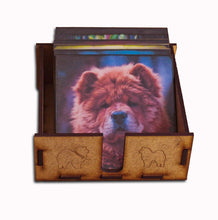 Chow Chow Coasters - Puppies