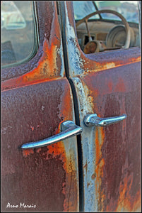 Rusted in the Karoo