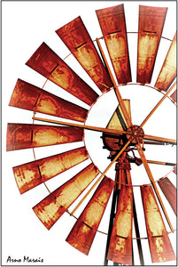 Windpump Abstract