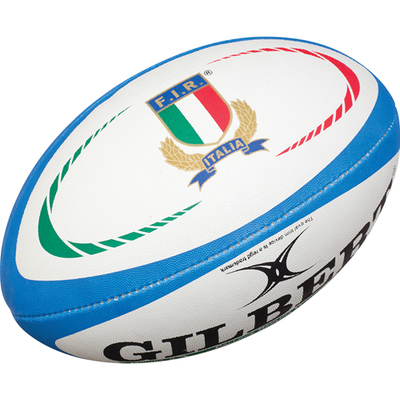 Italy Rugby Replica Mini Ball