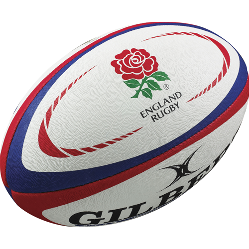 England Rugby Replica Size 5 Ball