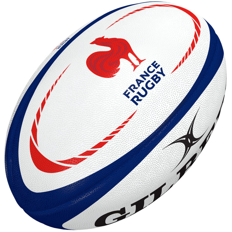 France Rugby Replica Size 5 Ball