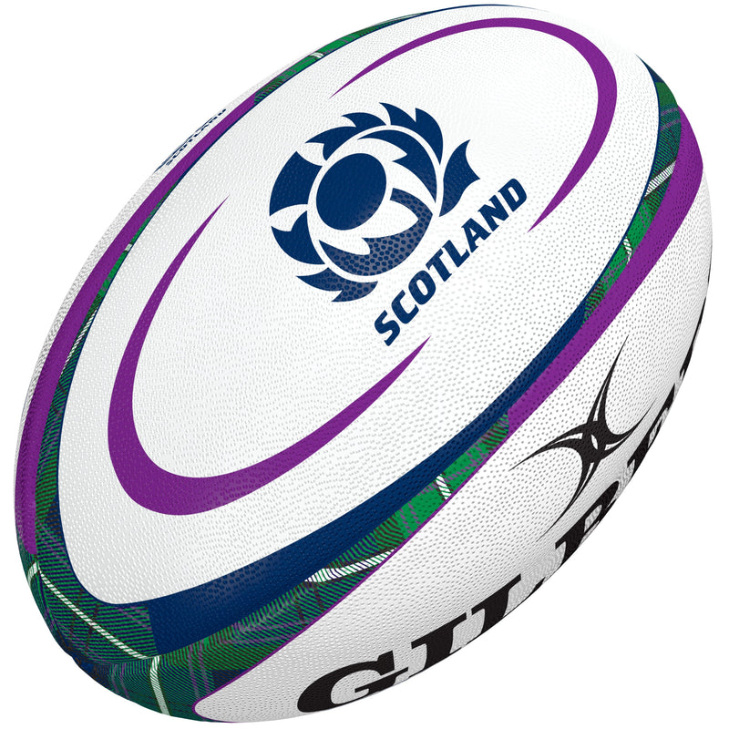 Scotland Rugby Replica Size 5 Ball