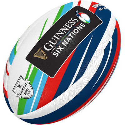 Guinness 6 Nations Supporter Size 5 Ball