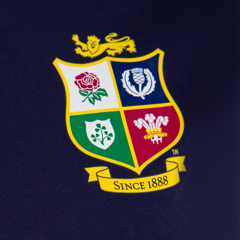 British & Irish Lions Womens Cotton T-Shirt - Absolute Rugby