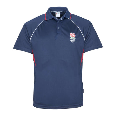 England Rugby 2020 Supporter Polo Shirt - Six Nations Rugby