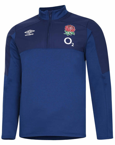 England Rugby Half Zip Fleece I 20/21 - Absolute Rugby