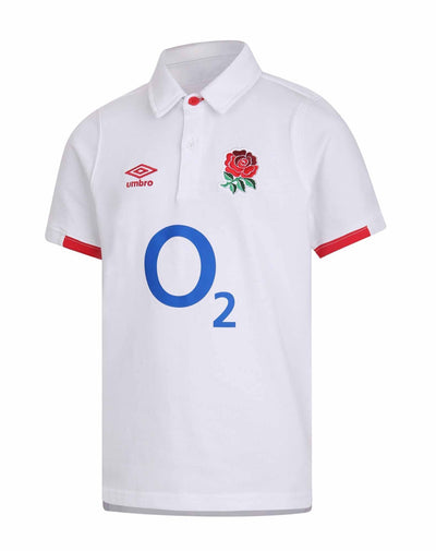 England Rugby Home Classic Jersey S/S I 20/21 - Absolute Rugby
