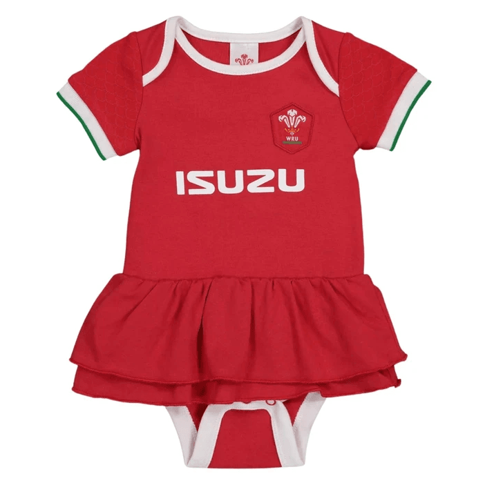 Wales Rugby Tutu Body Suit - Absolute Rugby