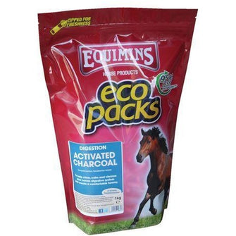 EQUIMINS Activated Charcoal EQS0510