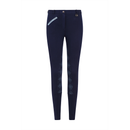 GS Equestrian Ladies Two Tone Silicone Full Seat Jodhpurs