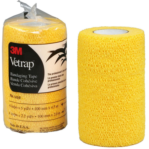3M HEALTH CARE Vetrap 10Cm Bandage 5025