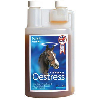 NATURAL ANIMAL FEEDS Five Star Oestress Liquid 2240