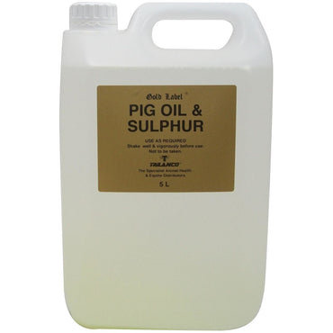 GOLD LABEL Pig Oil & Sulphur 4425