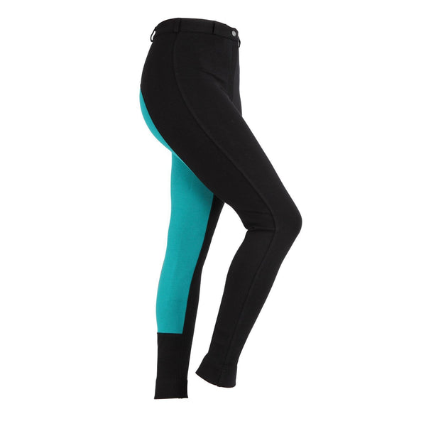 Shires Ladies Two Tone Wessex Jodhpurs 8789