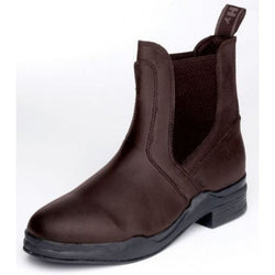 HyLAND Wax Leather Jodhpur Boots