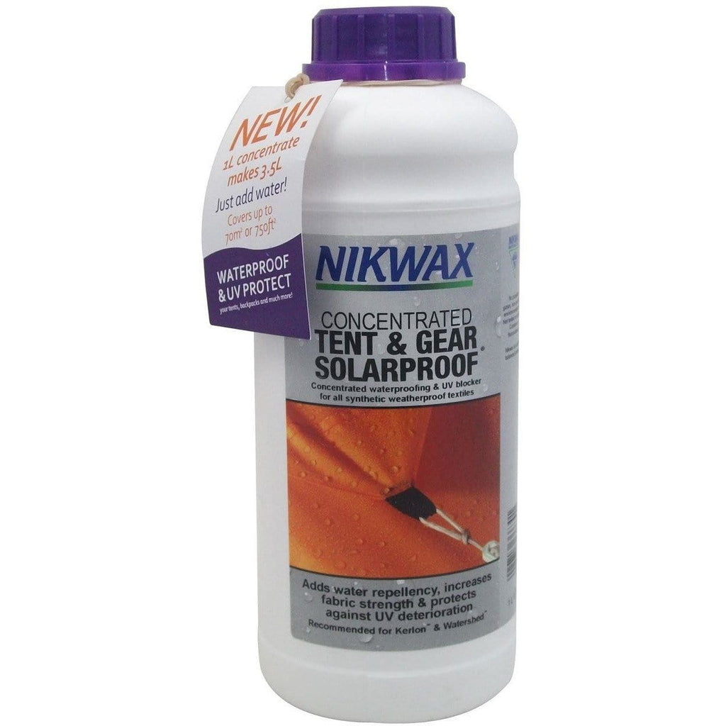 NIKWAX Tent & Gear Solarproof Concentrate 4681