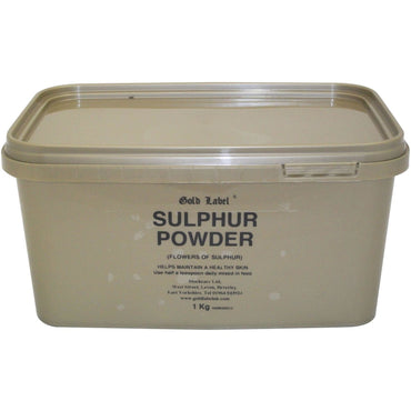 GOLD LABEL Sulphur Powder GLD1390
