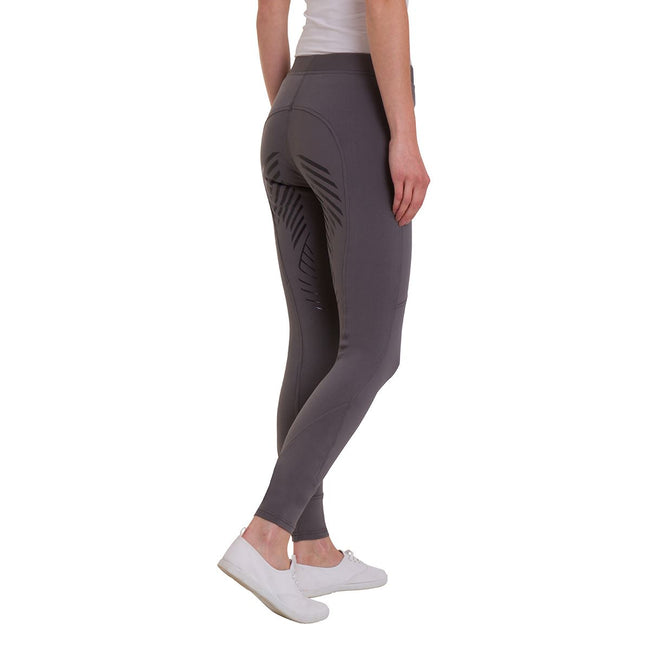 GS Equestrian Becca Ladies Silicone Riding Tights