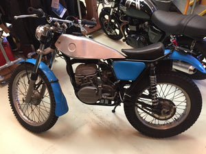 The Bultaco Project
