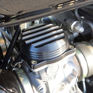 Joker Machine EFI Carb Tops Black