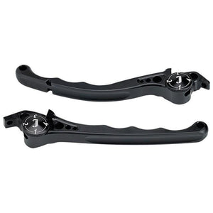 Joker Machine Billet Hand Levers - Black