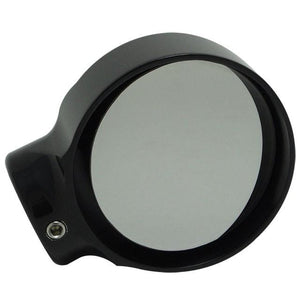 Joker Machine Concealed Bar End Mirrors. Black