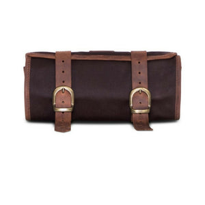 Tool Bag - Waxed Canvas & Leather