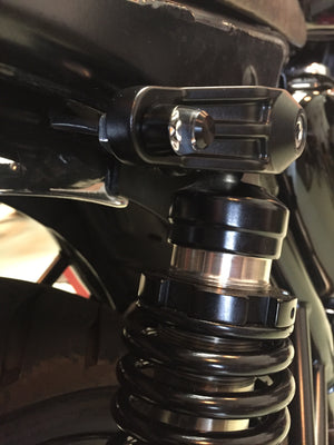 Indicator/Turn Signal Brackets - Top Shock Mount
