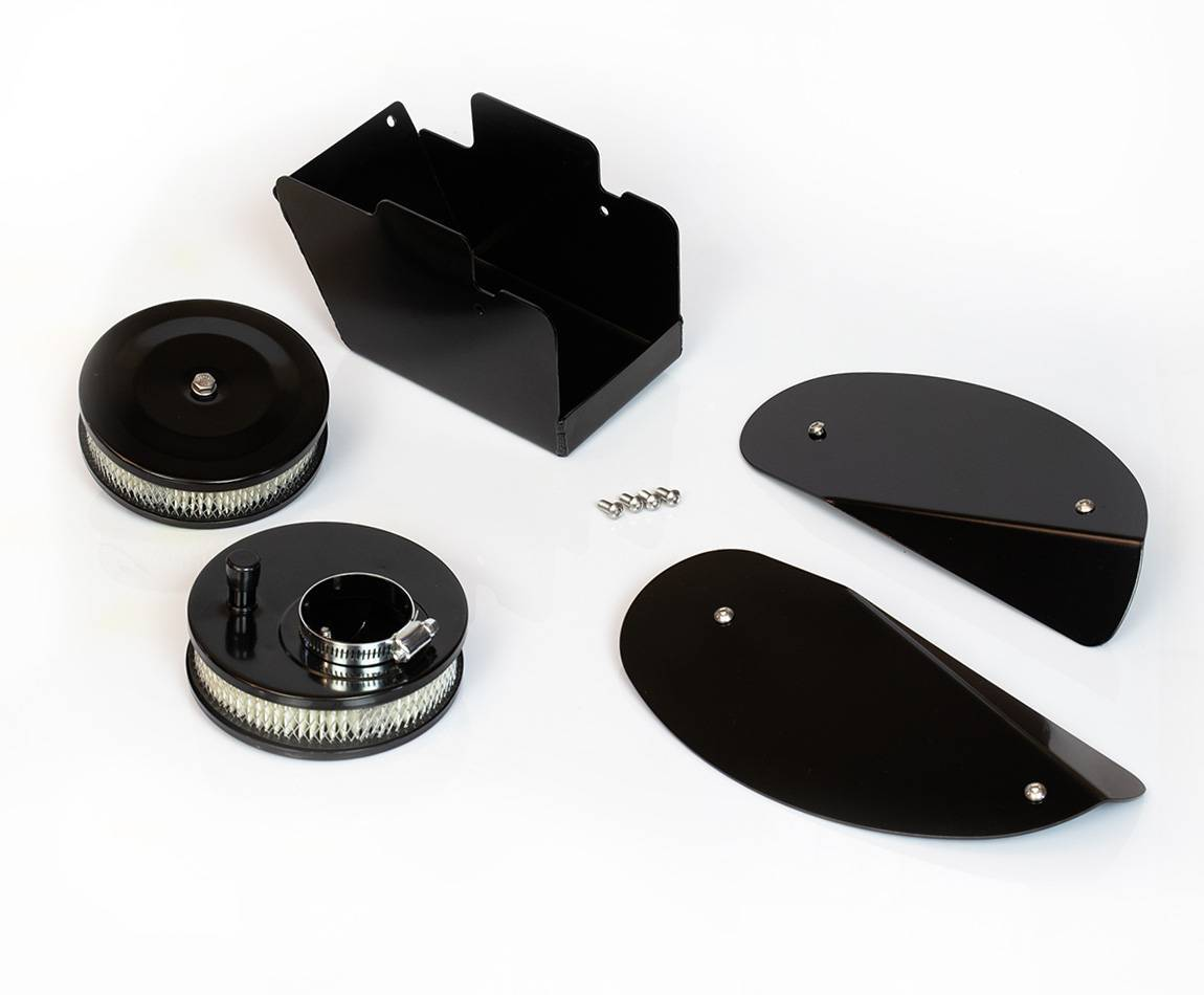 BAAK - Airbox Removal Kit for Triumph T120 Liquid Cooled