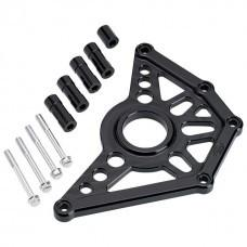 Joker Machine Sprocket Cover - Black